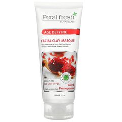 Маска для лица, Facial Clay Masque, Petal Fresh, 200 мл
