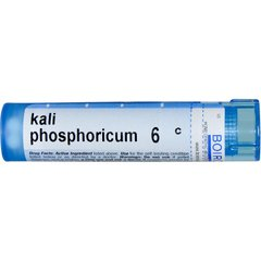 Kali Phosphoricum6C, Boiron, Single Remedies, 80 Pellets