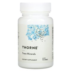 Микроэлементы Thorne Research (Trace Minerals) 90 капсул