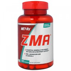 MET-Rx, ZMA, 90 капсул