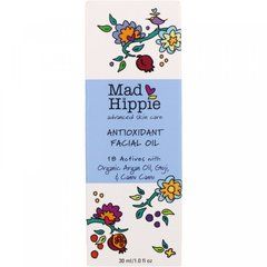 Масло для лица с антиоксидантами, Mad Hippie Skin Care Products, 1 ж. унц. (30 мл)