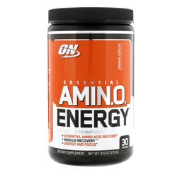 Амино энергия апельсин Optimum Nutrition (Amino Energy) 270 гм