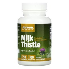 Расторопша Jarrow Formulas (Milk Thistle) 150 мг 100 капсул