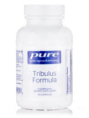 Трибулус Формула, Tribulus Formula, Pure Encapsulations, 90 Капсул