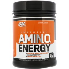 Амино энергия оранж Optimum Nutrition (AmiN.O. Energy) 585 г