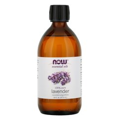 Лавандовое масло Now Foods (Essential Oils Oil Lavender) 473 мл