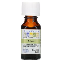 Эфирное масло лайма Aura Cacia (Oil Lime) 15 мл