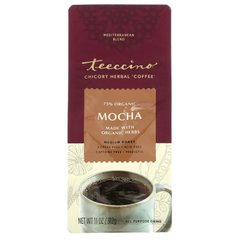 Травяной кофе вкус мокко без кофеина Teeccino (Coffee) 312 г