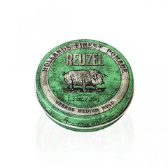 Воск Reuzel Green Grease Medium Hold 35 г