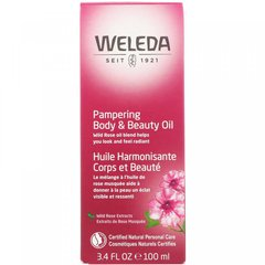 Масло розы для тела, Body Oil, Weleda, 100 мл