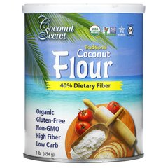 Кокосовая мука Coconut Secret (Coconut Flour) 454 гр