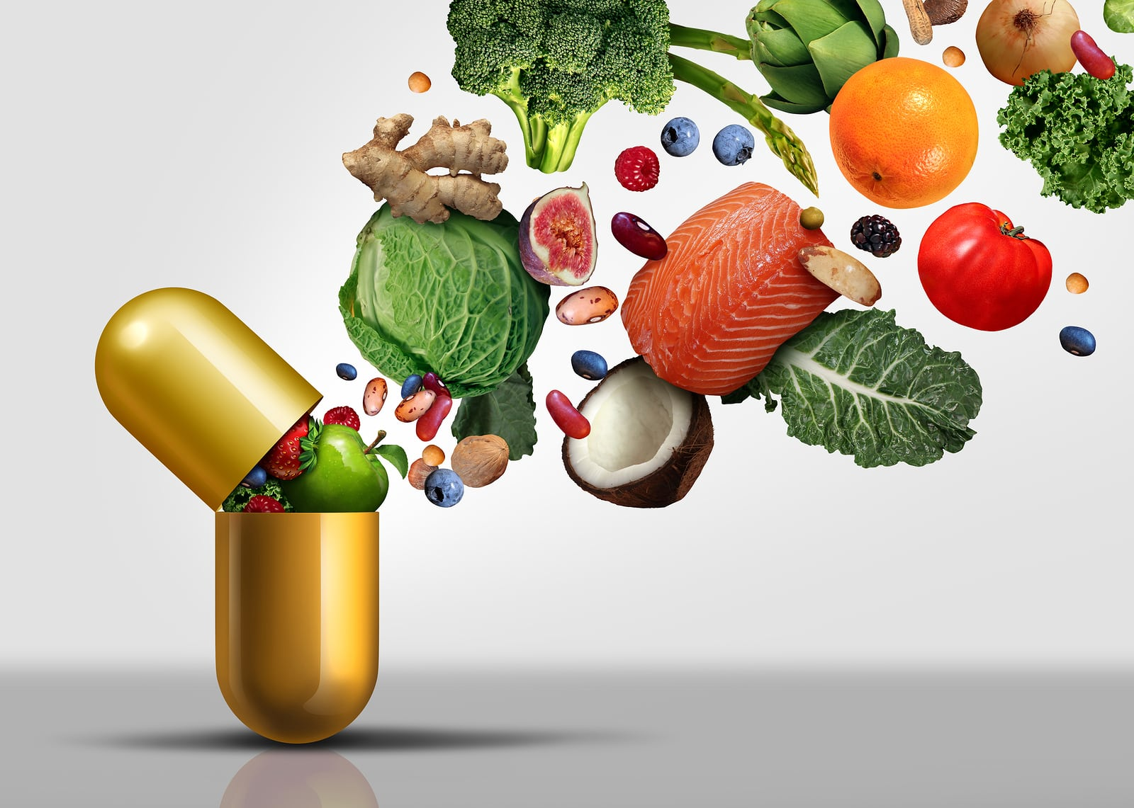 Натуральні дієтичні добавки для дітей