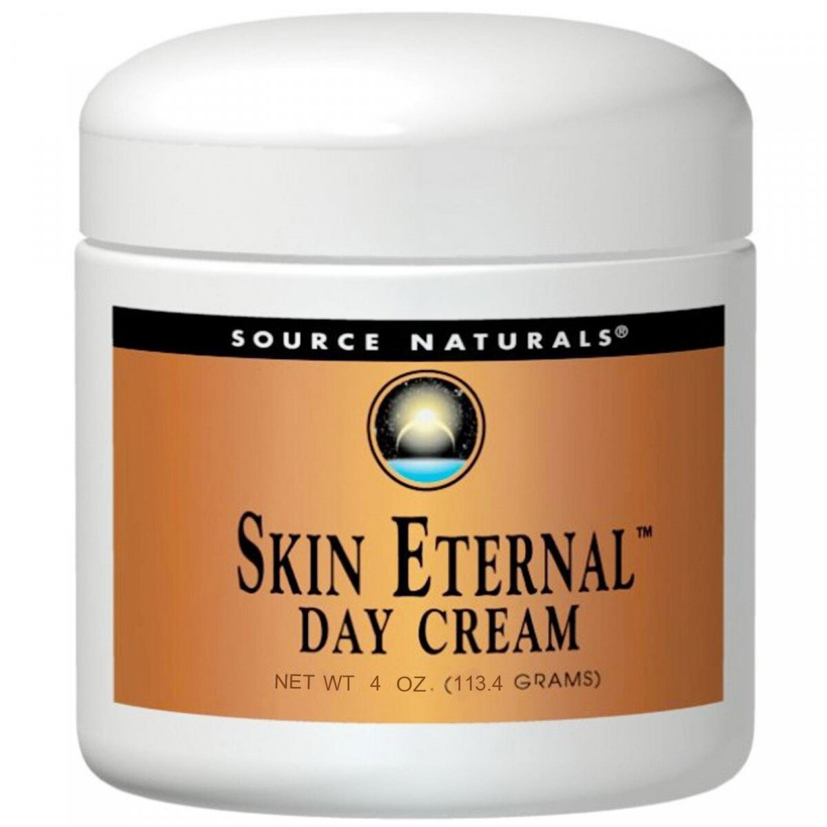 Дневной крем для лица, Day Cream, Source Naturals, 113.4 г