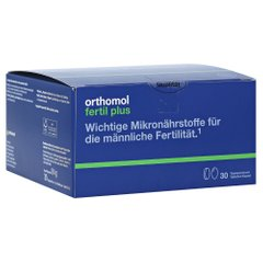 Orthomol Fertil Plus, Ортомол Фертил Плюс 30 дней (капсулы/таблетки)