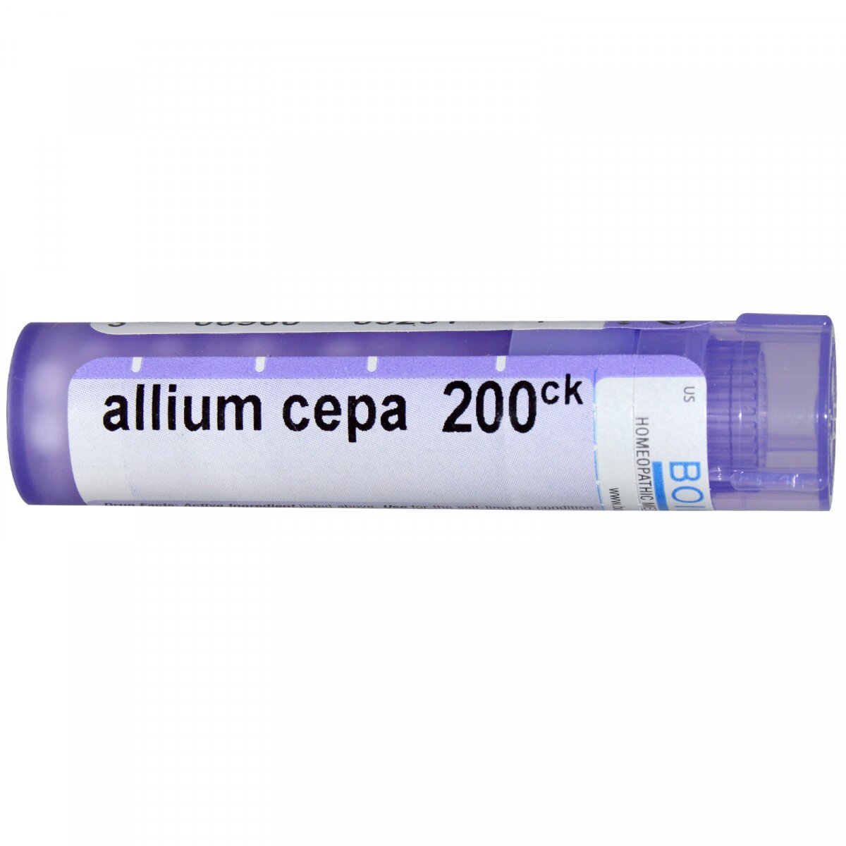 Лук репчатый (Allium cepa) 200CК, Boiron, Single Remedies, примерно 80 драже