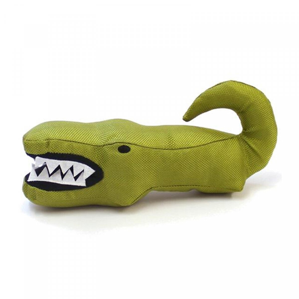 The Eco-Friendly Plush Toy, For Dogs, Aretha the Alligator, Beco Pets, 1 Toy